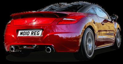 Large database car image