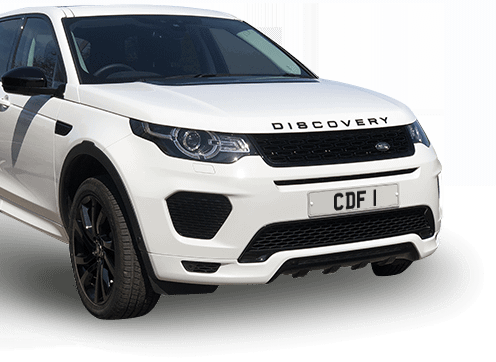 Personalised Number Plates for Sale Simple Steps